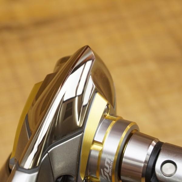 シマノ 15BB-X テクニウム C3000DXG S 左/R300M レバーブレーキリール 未使用品 tsuriking 03