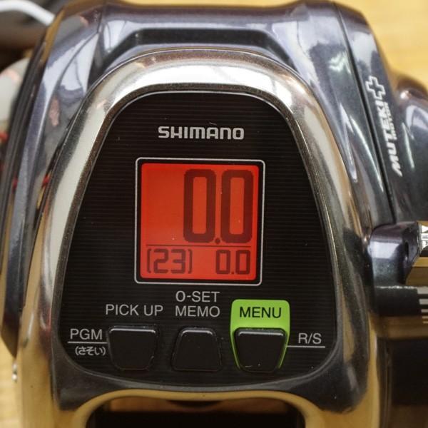 シマノ 16フォースマスター 2000/R301M 電動リール 船釣り 極上美品|tsuriking|09