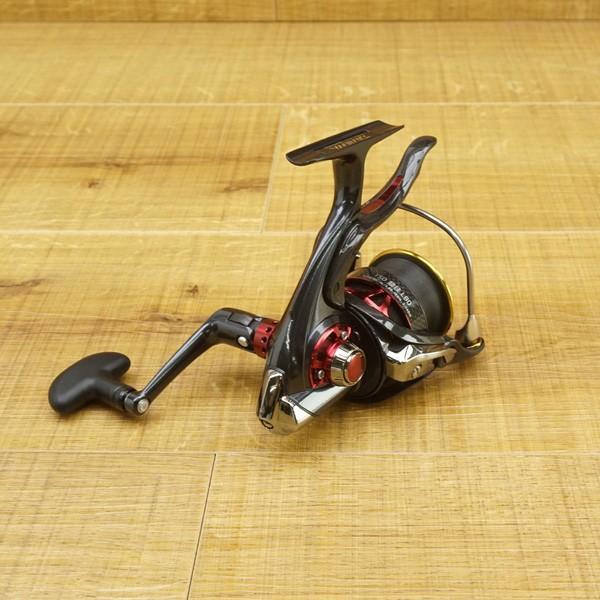 ダイワ 15トーナメントISO 競技LBD/R322L レバーブレーキリール 磯釣り 美品 tsuriking 02