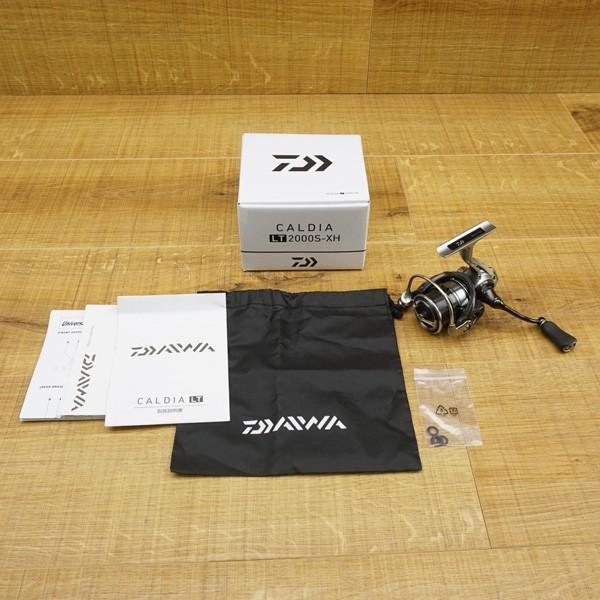 ダイワ 18カルディア LT 2000S-XH/R397M 未使用品 スピニングリール tsuriking 10