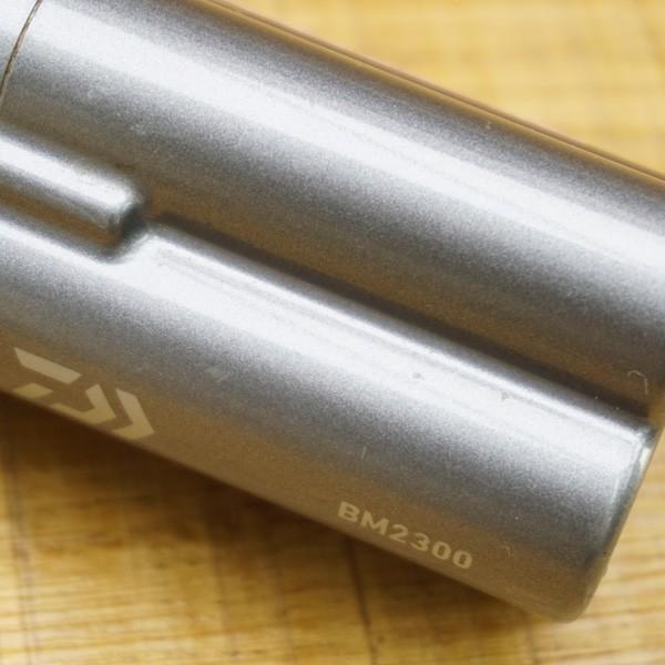 ダイワ スーパーリチウム BM2000、BM2300 充電器セット/R449M バッテリー|tsuriking|03