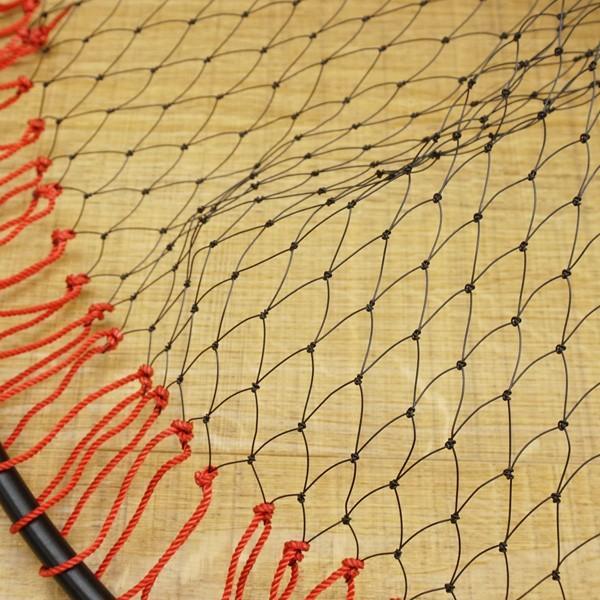 がまかつ 磯タモ枠 四折り ジュラルミン GM-825 45cm、網付き/R458M たも網 tsuriking 07