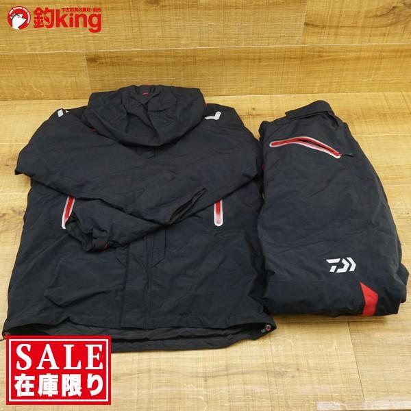 ダイワ ゴアテックス ウインタースーツ DW-1305 L/R464M フィッシングウェア 美品