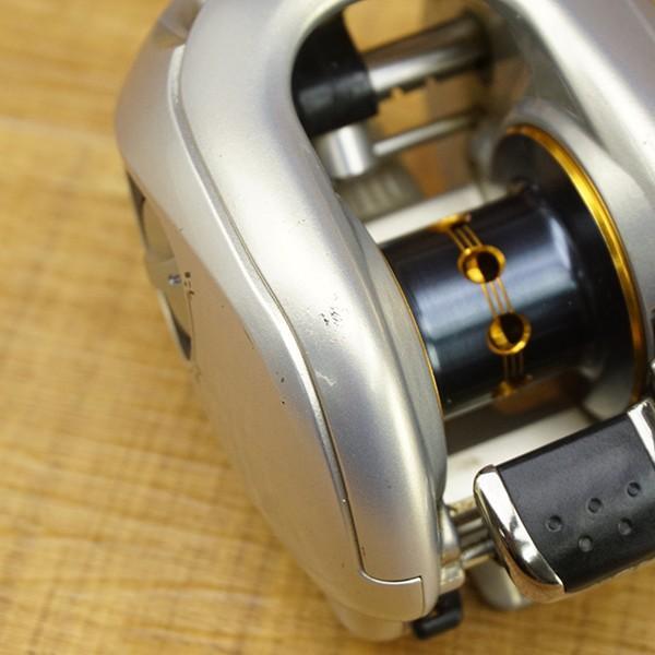 シマノ 08メタニウム Mg DC7 右/R515M 美品 ベイトリール|tsuriking|05