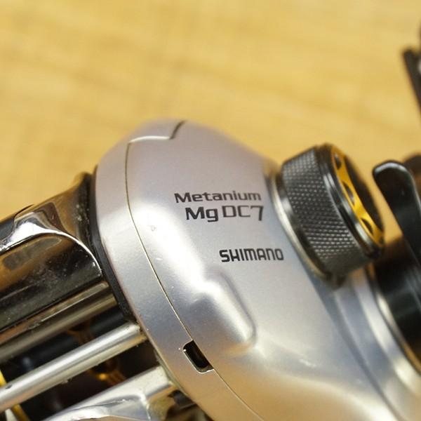 シマノ 08メタニウム Mg DC7 右/R515M 美品 ベイトリール|tsuriking|07