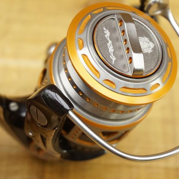 アブガルシア レボ ネオス ヤバイ/R521M 美品 スピニングリール|tsuriking|09