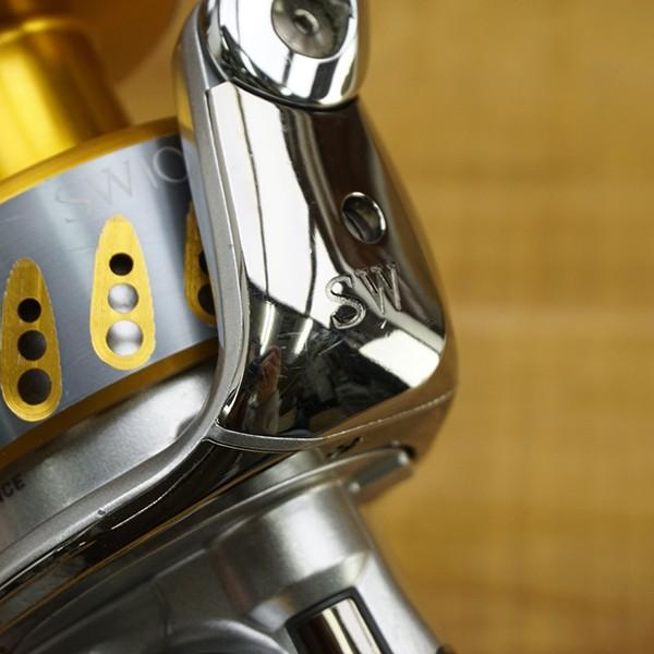 シマノ 08ステラ 10000XG/R526M 美品 スピニングリール|tsuriking|06