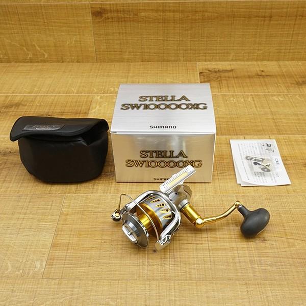 シマノ 08ステラ 10000XG/R526M 美品 スピニングリール|tsuriking|10