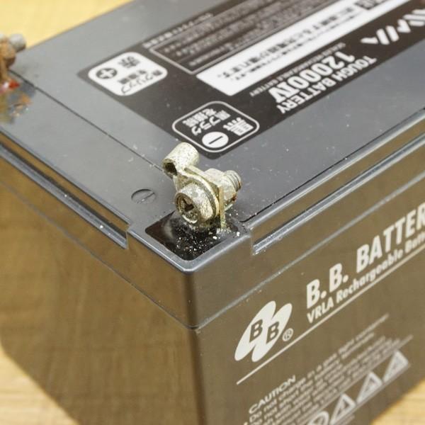 ダイワ 充電式鉛バッテリー タフバッテリー 12000IV  /S083M 電動リール バッテリー|tsuriking|04