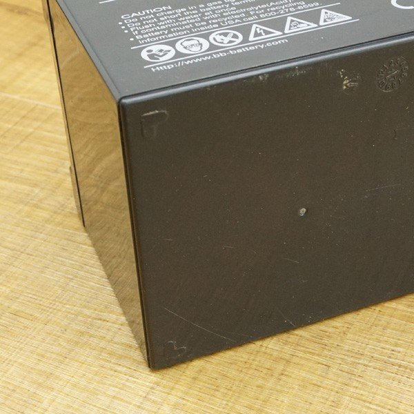 ダイワ 充電式鉛バッテリー タフバッテリー 12000IV  /S083M 電動リール バッテリー|tsuriking|08