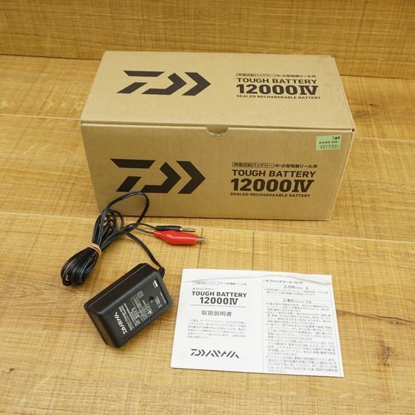 ダイワ 充電式鉛バッテリー タフバッテリー 12000IV  /S083M 電動リール バッテリー|tsuriking|09