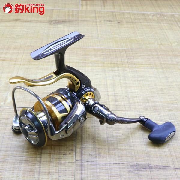ダイワ 09トーナメントISO Z 3000LBD/Z212M 未使用 DAIWA 釣り スピニングリール レバーブレーキ 尾長 グレ チヌ 磯 ソルト|tsuriking