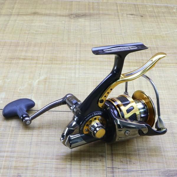 ダイワ 09トーナメントISO Z 3000LBD/Z212M 未使用 DAIWA 釣り スピニングリール レバーブレーキ 尾長 グレ チヌ 磯 ソルト|tsuriking|02