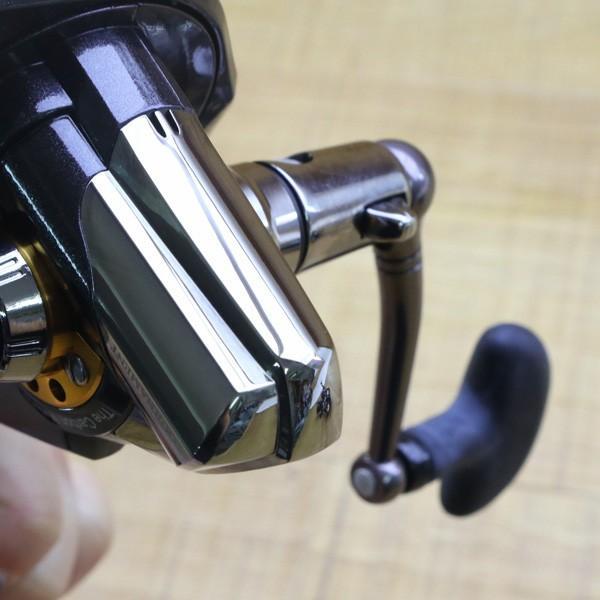 ダイワ 09トーナメントISO Z 3000LBD/Z212M 未使用 DAIWA 釣り スピニングリール レバーブレーキ 尾長 グレ チヌ 磯 ソルト|tsuriking|07