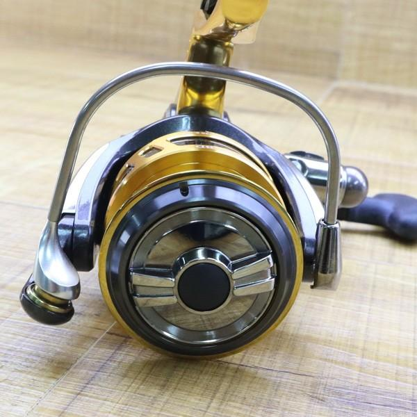 ダイワ 09トーナメントISO Z 3000LBD/Z212M 未使用 DAIWA 釣り スピニングリール レバーブレーキ 尾長 グレ チヌ 磯 ソルト|tsuriking|09