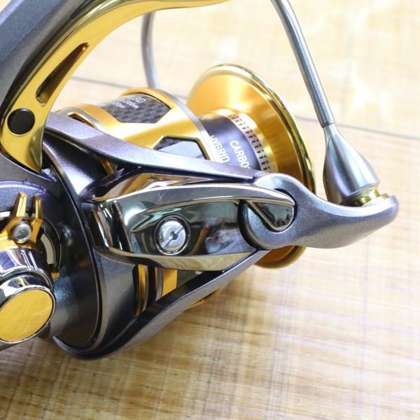 ダイワ 12トーナメントISO Z 3000SH-LBD/Z214M 未使用 DAIWA 釣り スピニングリール レバーブレーキ 尾長 グレ チヌ 磯 ソルト|tsuriking|06