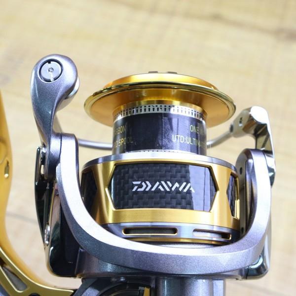 ダイワ 12トーナメントISO Z 3000SH-LBD/Z214M 未使用 DAIWA 釣り スピニングリール レバーブレーキ 尾長 グレ チヌ 磯 ソルト|tsuriking|07