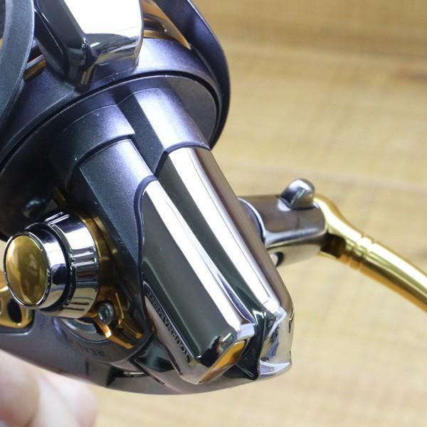 ダイワ 12トーナメントISO Z 3000SH-LBD/Z214M 未使用 DAIWA 釣り スピニングリール レバーブレーキ 尾長 グレ チヌ 磯 ソルト|tsuriking|08