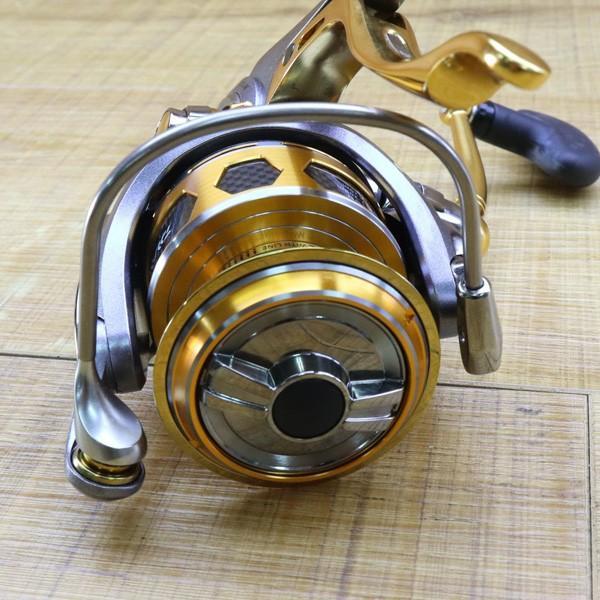 ダイワ 12トーナメントISO Z 3000SH-LBD/Z214M 未使用 DAIWA 釣り スピニングリール レバーブレーキ 尾長 グレ チヌ 磯 ソルト|tsuriking|09