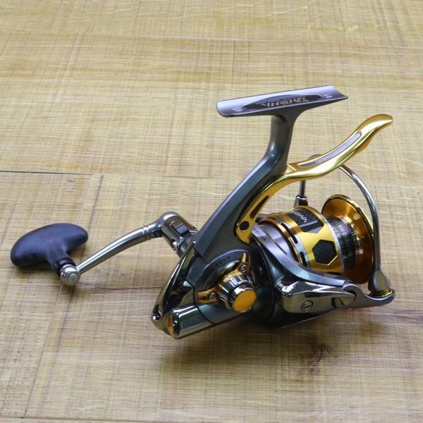 ダイワ 12トーナメントISO Z 3000H-LBD/Z217M 未使用 DAIWA 釣り スピニングリール レバーブレーキ 尾長 グレ チヌ 磯 ソルト|tsuriking|02