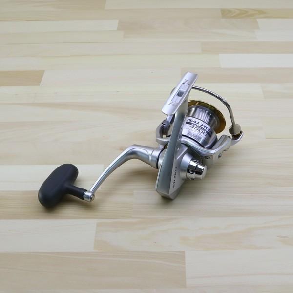 ダイワ ソルティガ ブラスト 4500/Z265M 美品 DAIWA 釣り スピニングリール ジギング キャスティング ショア オフショア 青物 ソルト|tsuriking|02