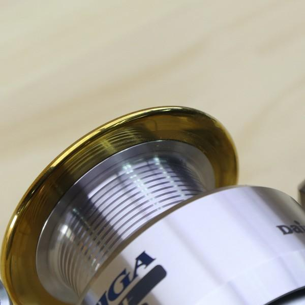 ダイワ ソルティガ ブラスト 4500/Z265M 美品 DAIWA 釣り スピニングリール ジギング キャスティング ショア オフショア 青物 ソルト|tsuriking|08