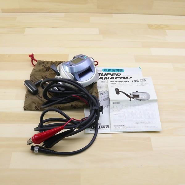 ダイワ スーパータナコンS 500WP/Z267M 美品 DAIWA 釣り 電動リール オフショア ヒラマサ 青物 五目 船 ソルト|tsuriking|10