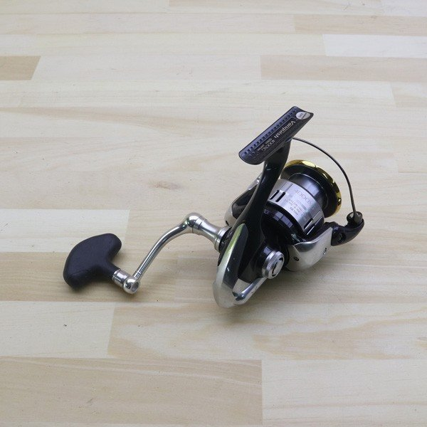シマノ 12ヴァンキッシュ 4000XG 夢屋 V-4000S スプール付/Z536M SHIMANO 釣り スピニングリール ジギング キャスティング ショア オフショア 青物 ソルト tsuriking 02
