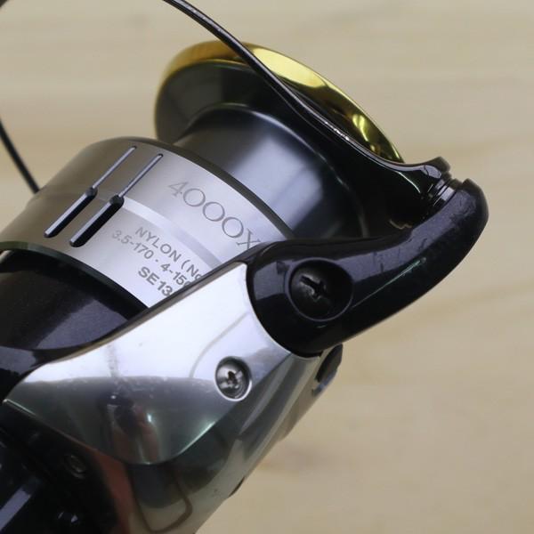 シマノ 12ヴァンキッシュ 4000XG 夢屋 V-4000S スプール付/Z536M SHIMANO 釣り スピニングリール ジギング キャスティング ショア オフショア 青物 ソルト tsuriking 07