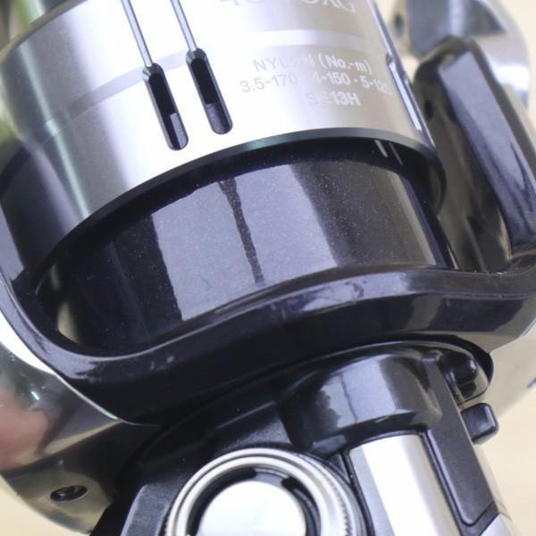 シマノ 12ヴァンキッシュ 4000XG 夢屋 V-4000S スプール付/Z536M SHIMANO 釣り スピニングリール ジギング キャスティング ショア オフショア 青物 ソルト tsuriking 08