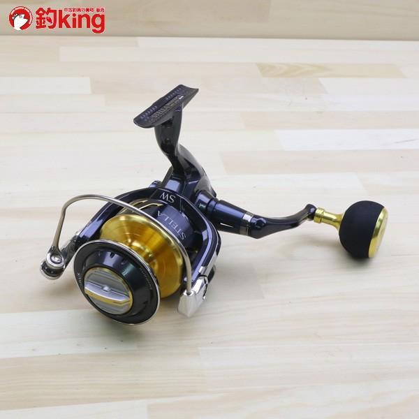 シマノ 13ステラSW 10000PG/Z538M 美品 SHIMANO 釣り スピニングリール ジギング キャスティング ショア オフショア 青物 ソルト tsuriking