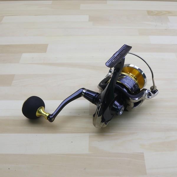 シマノ 13ステラSW 10000PG/Z538M 美品 SHIMANO 釣り スピニングリール ジギング キャスティング ショア オフショア 青物 ソルト tsuriking 02