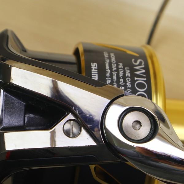 シマノ 13ステラSW 10000PG/Z538M 美品 SHIMANO 釣り スピニングリール ジギング キャスティング ショア オフショア 青物 ソルト tsuriking 08