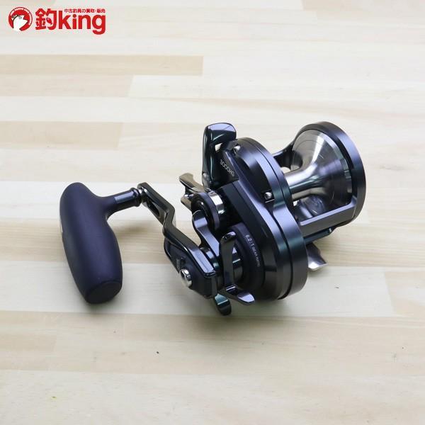 シマノ 19オシアジガー Fカスタム 3000HG/A021M 未使用 SHIMANO 釣り ベイトリール ジギング オフショア ソルト 青物 ルアー フィッシング|tsuriking