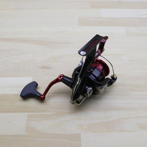 シマノ 16BB-X ラリッサ 2500DXG/A032M 未使用 SHIMANO 釣り スピニングリール レバーブレーキ 尾長 グレ チヌ 磯 ソルト tsuriking 02