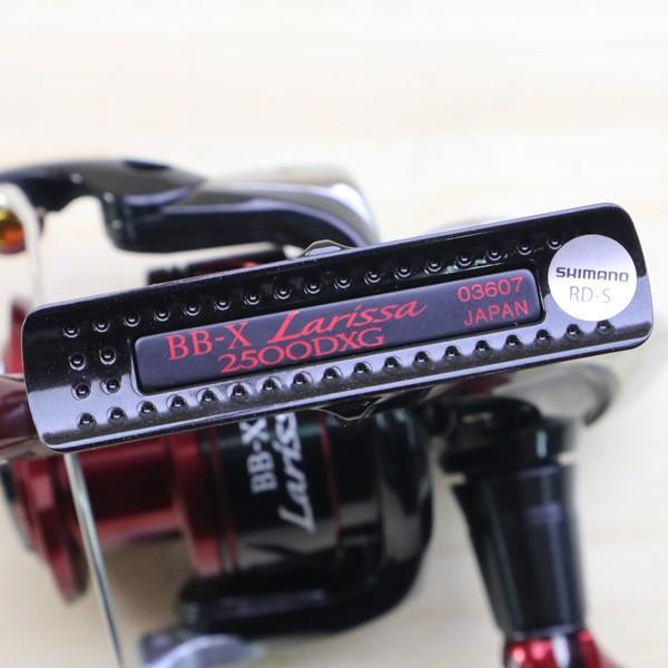 シマノ 16BB-X ラリッサ 2500DXG/A032M 未使用 SHIMANO 釣り スピニングリール レバーブレーキ 尾長 グレ チヌ 磯 ソルト tsuriking 03