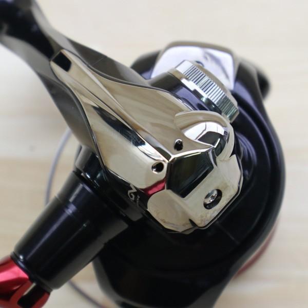 シマノ 16BB-X ラリッサ 2500DXG/A032M 未使用 SHIMANO 釣り スピニングリール レバーブレーキ 尾長 グレ チヌ 磯 ソルト tsuriking 04