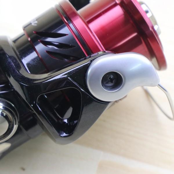 シマノ 16BB-X ラリッサ 2500DXG/A032M 未使用 SHIMANO 釣り スピニングリール レバーブレーキ 尾長 グレ チヌ 磯 ソルト tsuriking 06