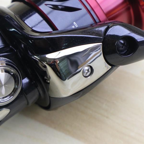 シマノ 16BB-X ラリッサ 2500DXG/A032M 未使用 SHIMANO 釣り スピニングリール レバーブレーキ 尾長 グレ チヌ 磯 ソルト tsuriking 07