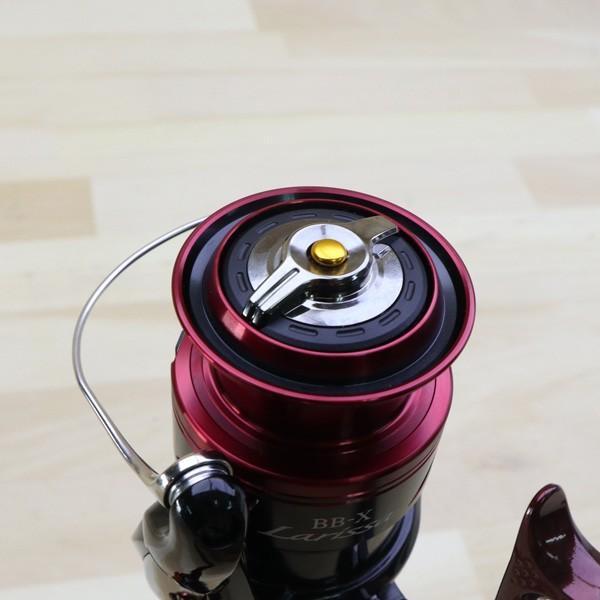 シマノ 16BB-X ラリッサ 2500DXG/A032M 未使用 SHIMANO 釣り スピニングリール レバーブレーキ 尾長 グレ チヌ 磯 ソルト tsuriking 09