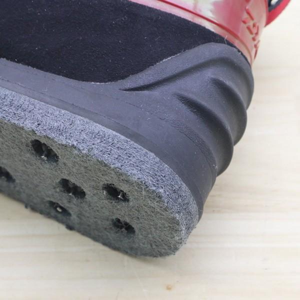 ダイワ フィッシングシューズ DS-2611 26cm/A432M 美品 DAIWA 釣り スパイク シューズ 靴 ウェーダー 磯 海 フィッシング|tsuriking|04
