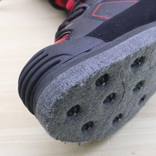 ダイワ フィッシングシューズ DS-2611 26cm/A432M 美品 DAIWA 釣り スパイク シューズ 靴 ウェーダー 磯 海 フィッシング|tsuriking|05