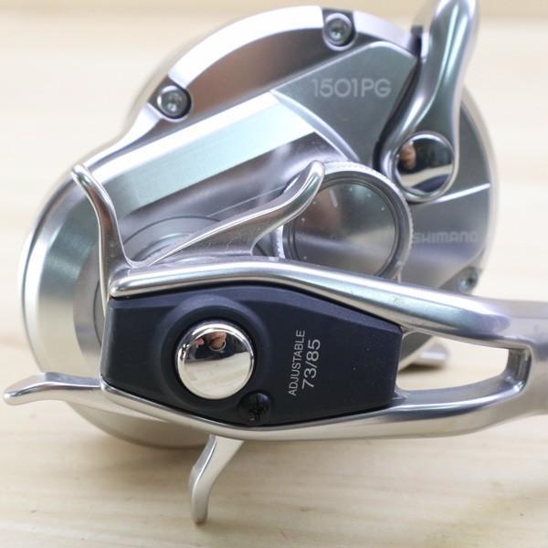 シマノ 17オシアジガー 1501PG/A442M 美品 SHIMANO 釣り ベイトリール ジギング オフショア ソルト 青物 ルアー フィッシング|tsuriking|04