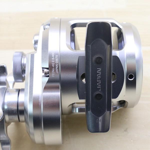 シマノ 17オシアジガー 1501PG/A442M 美品 SHIMANO 釣り ベイトリール ジギング オフショア ソルト 青物 ルアー フィッシング|tsuriking|08