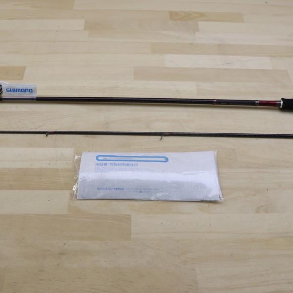 シマノ セフィアSS R S806ML /B122L 未使用 SHIMANO 釣り エギング アオリイカ ルアーロッド イカ 烏賊 餌木 ソルト|tsuriking|10