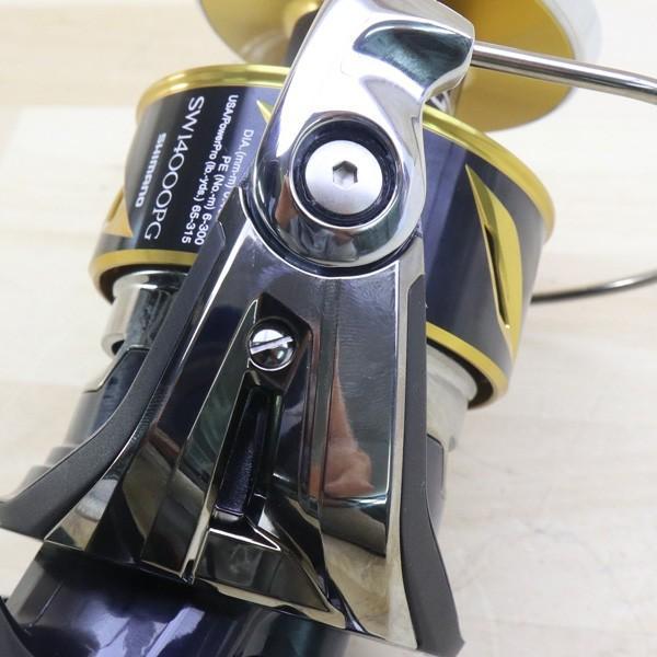 シマノ 19ステラSW 14000PG/B139M 未使用 SHIMANO 釣り スピニングリール ジギング キャスティング ショア オフショア 青物 ソルト|tsuriking|06