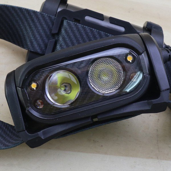 ゼクサス ヘッドライト ZX-700 ブラック LED 400ルーメン/B147S 未使用|tsuriking|04