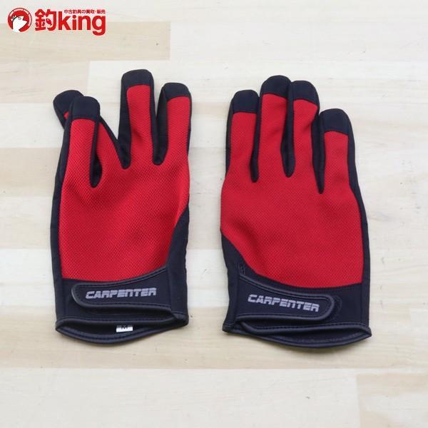 カーペンター フィッシンググローブ Mサイズ/B152S 未使用 carpenter 釣り グローブ 手袋 保護|tsuriking
