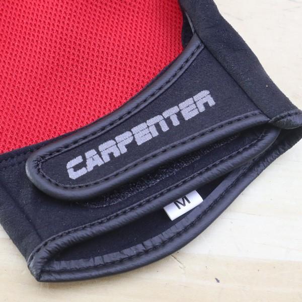 カーペンター フィッシンググローブ Mサイズ/B152S 未使用 carpenter 釣り グローブ 手袋 保護|tsuriking|03