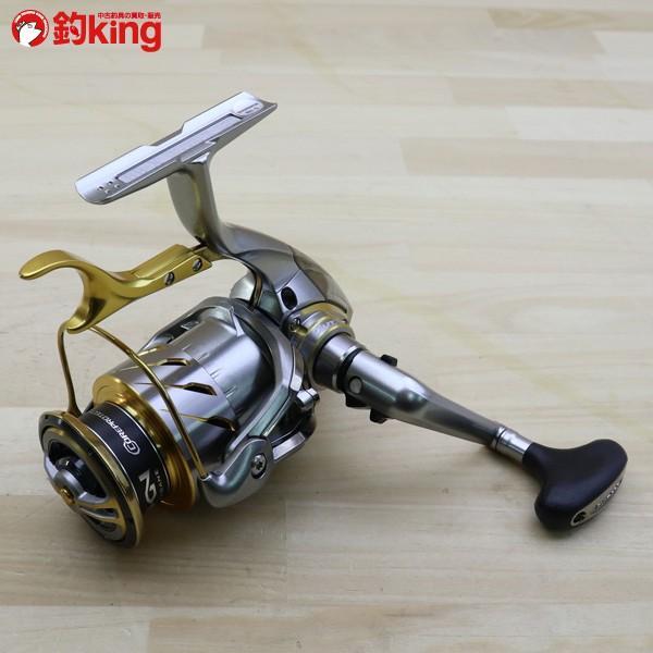 シマノ  15BB-Xテクニウム 2500DXG S/B449M 未使用 SHIMANO 釣り スピニングリール レバーブレーキ 尾長 グレ チヌ 磯 ソルト tsuriking